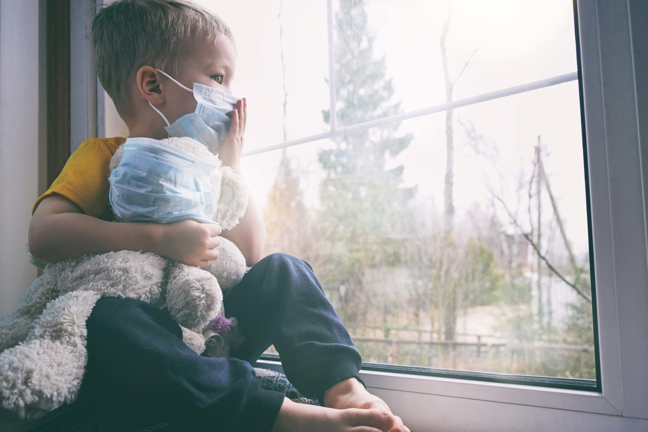 Kids Will Incur Trauma from COVID-19 Pandemic