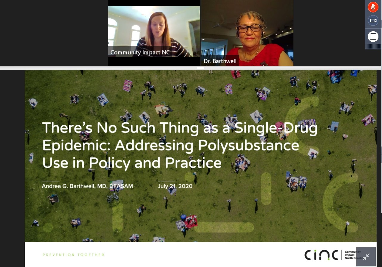 There's No Such Thing as a Single-Drug Epidemic: Addressing Polysubstance Use in Policy and Practice